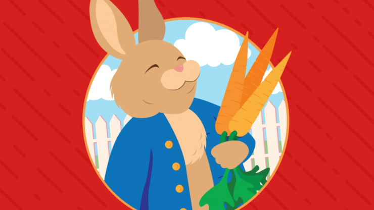 Attend A Peter Rabbit Tale the Musical by staying at a great hotel