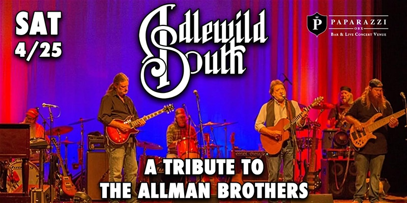 Allman Brothers Tribute LIVE! at Paparazzi OBX