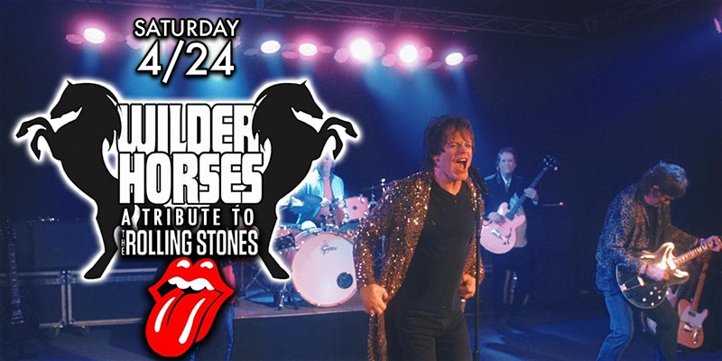 Rolling Stones Tribute: Wilder Horses! LIVE at Paparazzi OBX!